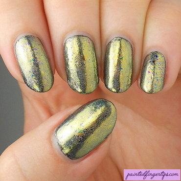 Flakie mirror nails thumb370f