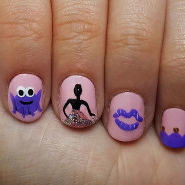 Nail art story nail art by Depoli