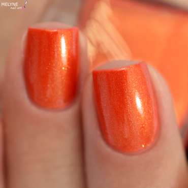 Illimité Moulin Rouge Swatch by melyne nailart