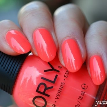 Orly Summer Fling Swatch by Yasinisi