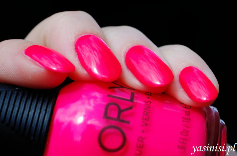 Orly No Regrets Swatch by Yasinisi