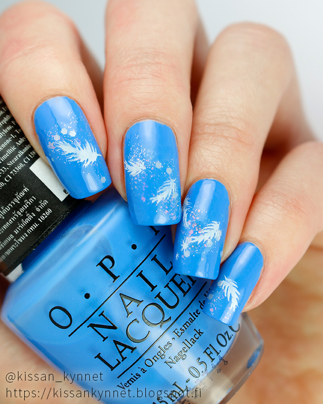 Dream nail art by Yue