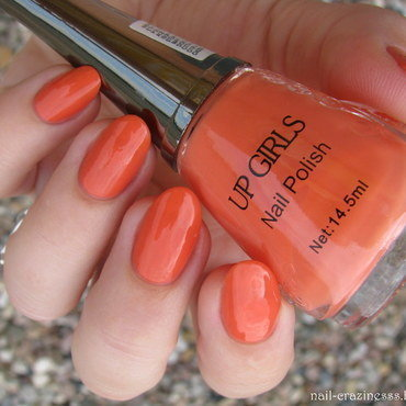 Up girls 50 Swatch by Nail Crazinesss