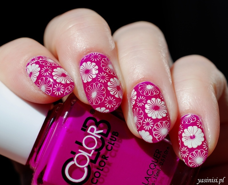 Feelig Shapely 08 nail art by Yasinisi