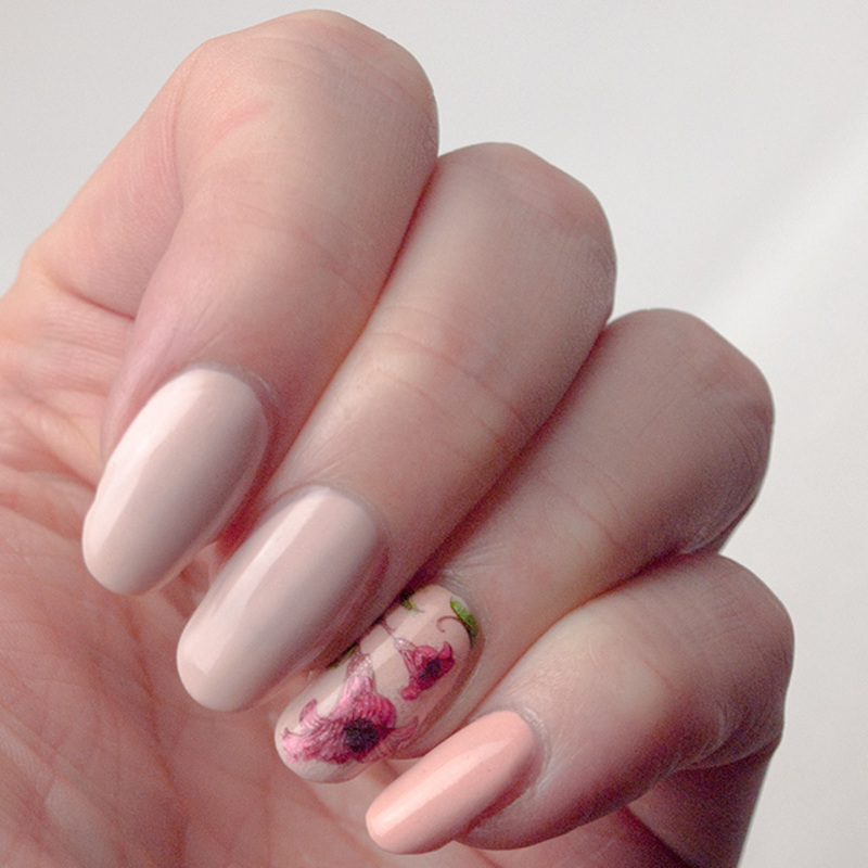 Friday Triad: inspired by @vernimage nail art by What's on my nails today?