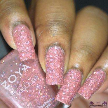 Zoya Ginni Swatch by glamorousnails23