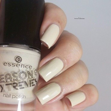 Essence the nude the better Swatch by irma