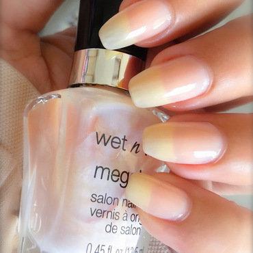 Wet n Wild Megalast 2% Milk Swatch by Demi