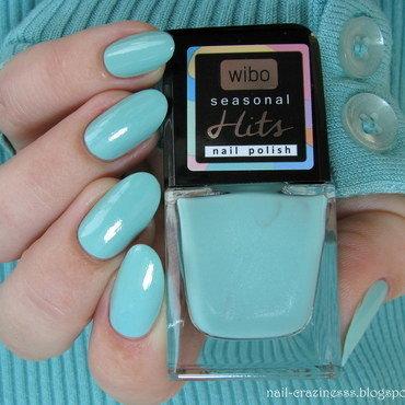 Wibo Seasonal Hits 6 Swatch by Nail Crazinesss