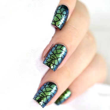 What s up nails rainforest powder tutorial chrome dragon nails 20 1  20  20copie thumb370f