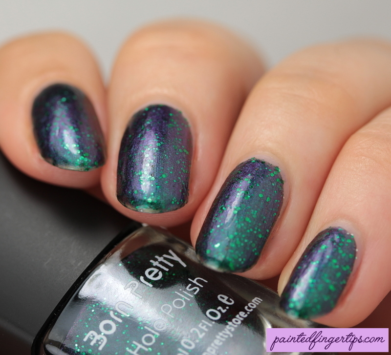 Born Pretty Store Chameleon polish #33 Swatch by Kerry_Fingertips