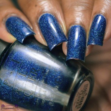 OPI Give Me Space Swatch by glamorousnails23