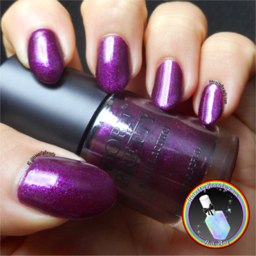 Born Pretty Store purple Swatch by Ithfifi Williams