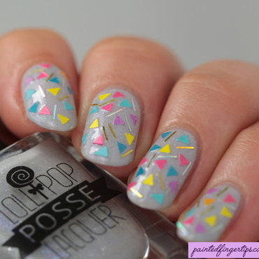 Sprinkles nail art thumb370f