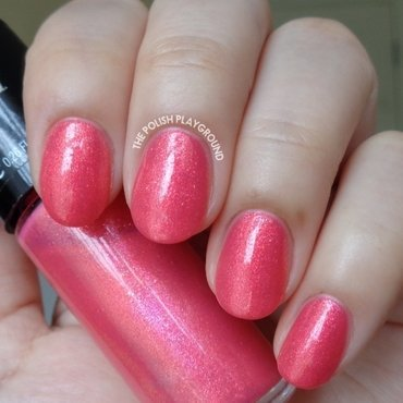 Hard Candy Little Bo Pink Swatch by Lisa N
