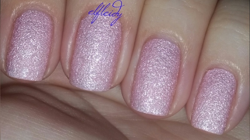 OPI Pussy Galore Swatch by Jenette Maitland-Tomblin