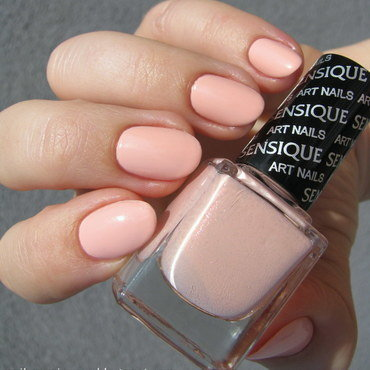 Sensique 324 Guava Swatch by Nail Crazinesss