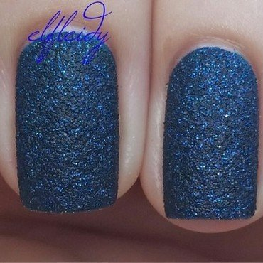 Zoya Waverly and Zoya Elphie Swatch by Jenette Maitland-Tomblin