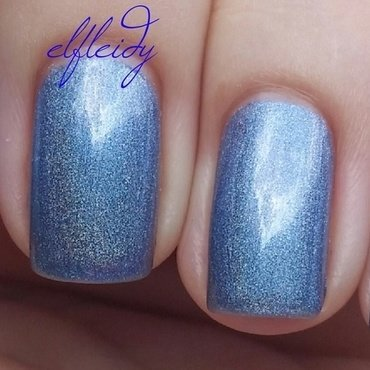 Anonymous Lacquer Brittany & Justin Swatch by Jenette Maitland-Tomblin
