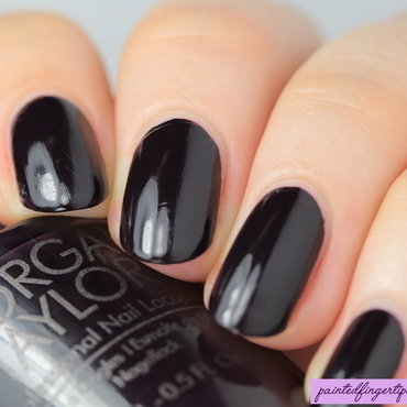 Morgan Taylor Danced and Sang-ria Swatch by Kerry_Fingertips
