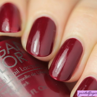 Morgan Taylor All Tango-d Up Swatch by Kerry_Fingertips