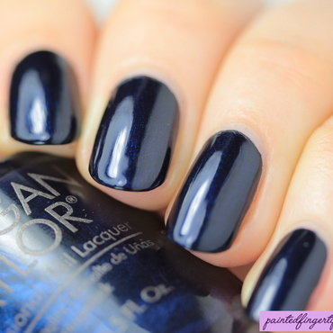 Morgan Taylor Ole My Way Swatch by Kerry_Fingertips