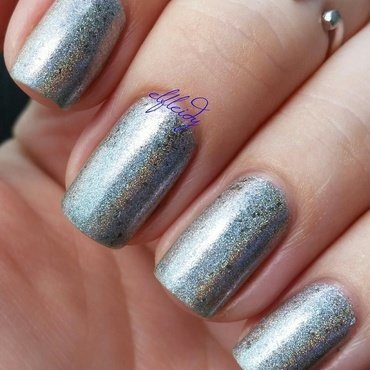 Cupcake Polish Ice Ice Baby Swatch by Jenette Maitland-Tomblin