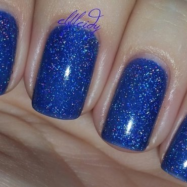 ILNP Good Vibes Swatch by Jenette Maitland-Tomblin