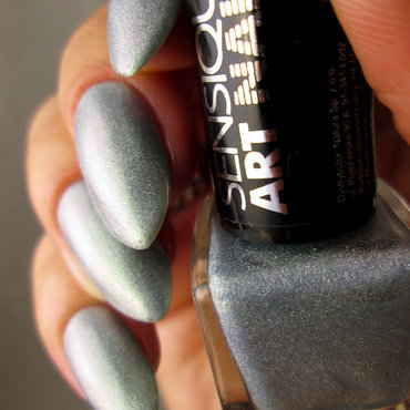 Sensique Art Nails 334 mermaid Swatch by Yenotek