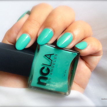 NCLA Santa Monica Shore Thing Swatch by Demi