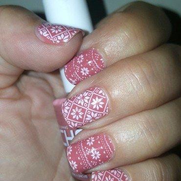 Flash! nail art by Katarinna