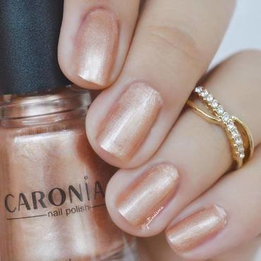 Caronia Golden Bronze Swatch by ℐustine