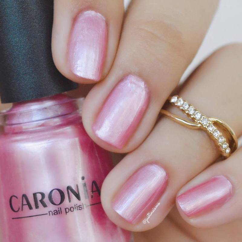 Caronia Pink Lily Swatch by ℐustine