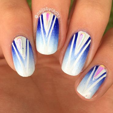 gradient nails nail art by beautybigbang