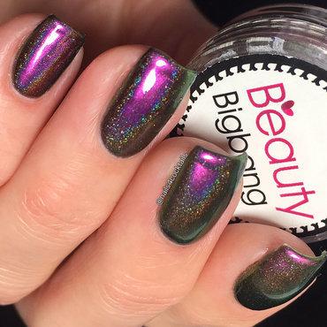 hologram nails nail art by beautybigbang