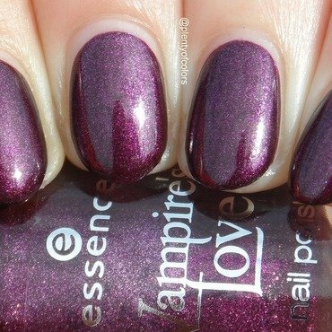 Essence True Love Swatch by Plenty of Colors