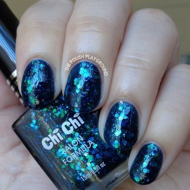 Chi Chi Baby We Can Parlez Swatch by Lisa N