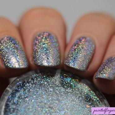 Angled holo nail flakes thumb370f