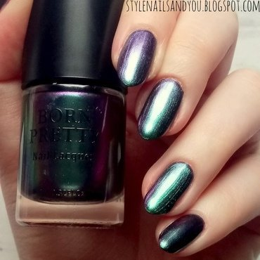 Born Pretty Magical Series M011 Eternal Life Swatch by StyleNailsAndYou