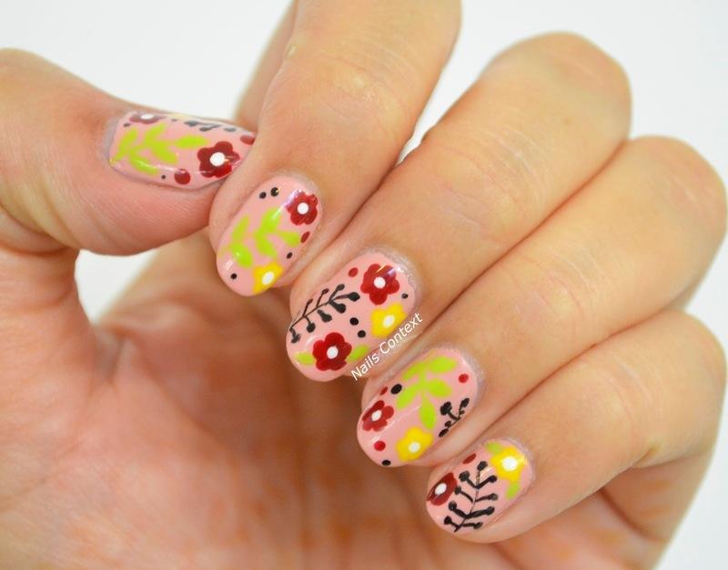 Neutral Vibes  nail art by NailsContext