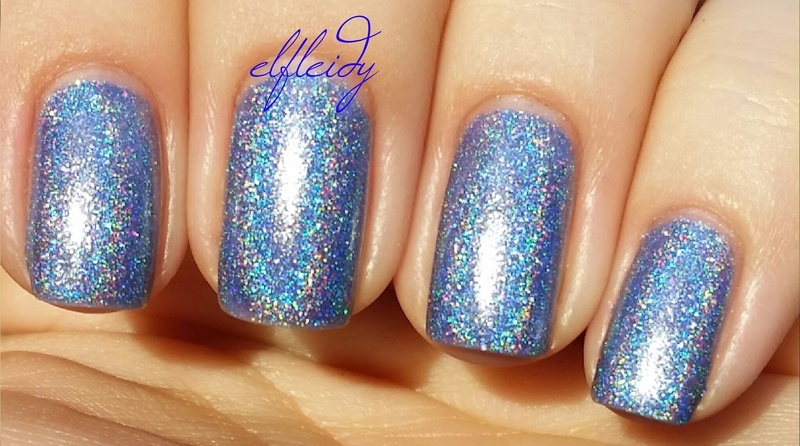 Cupcake Polish Joy Swatch by Jenette Maitland-Tomblin