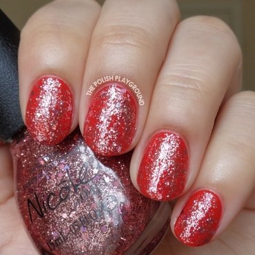 Nicole by OPI Haley Good Lookin'... Swatch by Lisa N