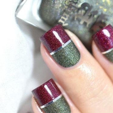 Color block nail art a england tudoresque collection 20 1  thumb370f