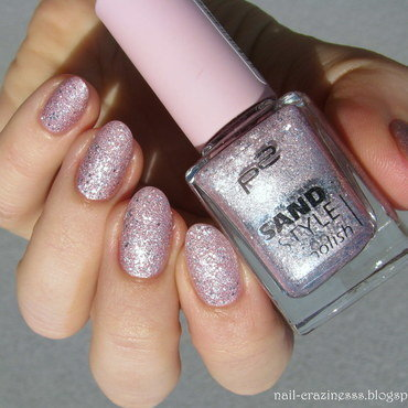 P2 Sand Style 010 Adorable Swatch by Nail Crazinesss