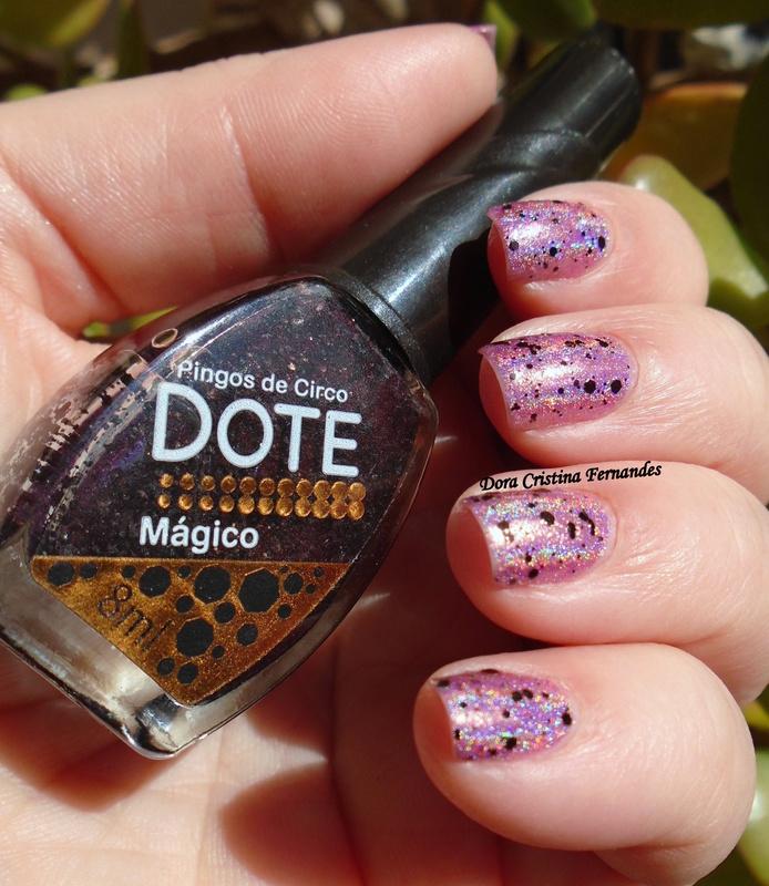 Fantasia & Mágico nail art by Dora Cristina Fernandes