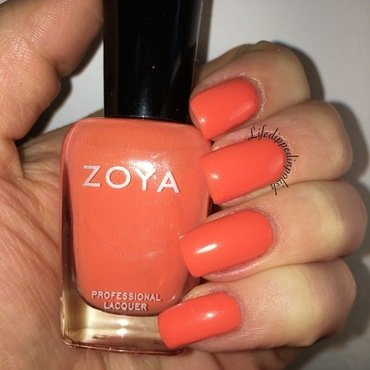 Zoya Thandie Swatch by lifedippedinpolish