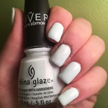 China Glaze New Birth Swatch by lifedippedinpolish