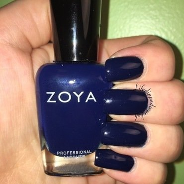 Zoya Ryan Swatch by lifedippedinpolish