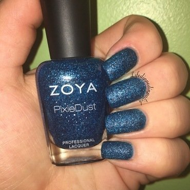 Zoya Liberty Swatch by lifedippedinpolish