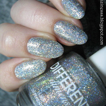 Different Dimension Ghost Of Jupiter Swatch by Nail Crazinesss